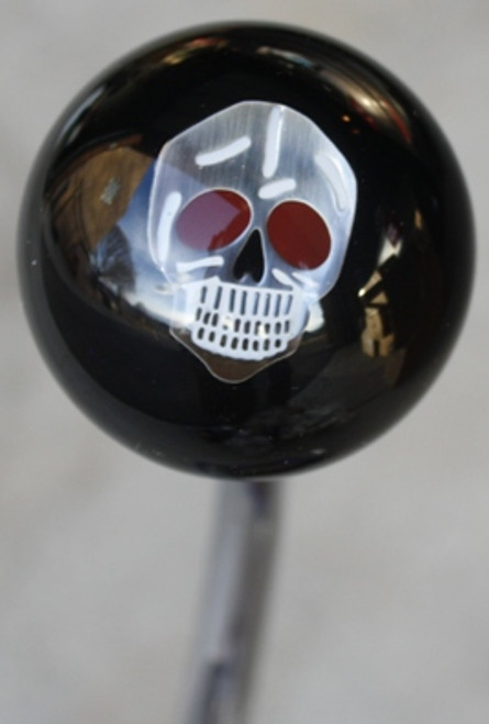 Shiny Skull Shift Knob