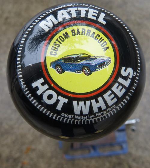 Vintage Mattel Hot Wheels Barracuda Shift Knob