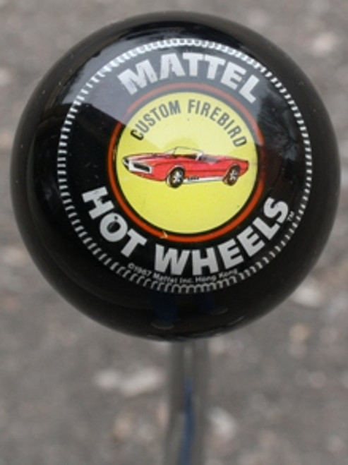 "Vintage Hot Wheels ""Custom Pontiac Firebird"" Shift Knob"