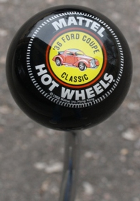 """Vintage Hot Wheels """"'36 Ford Coupe"""" Shift Knob"""