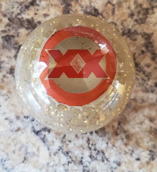 Vintage XX Dos Equis Beer Cap Shift Knob