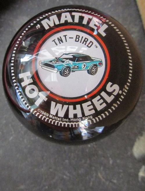 Vintage Mattel Hot Wheels TNT - BIRD Shift Knob