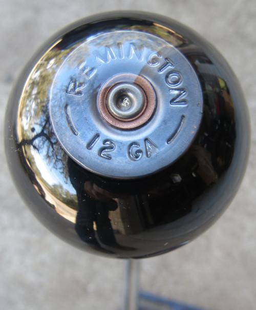 12 Gauge Remington Shot Gun Shell Shift Knob