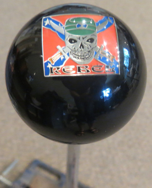 "Southern ""Rebel"" Soldier Shift Knob"