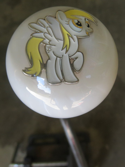 Derpy Hooves My Little Pony Shift Knob