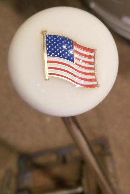 USA Vintage Flag Patriotic Shift Knob