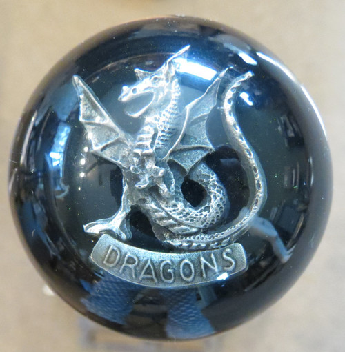 Pewter Celtic Dragons Shift Knob