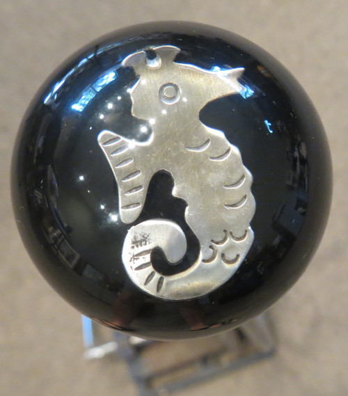 Chrome Sea Horse Shift Knob