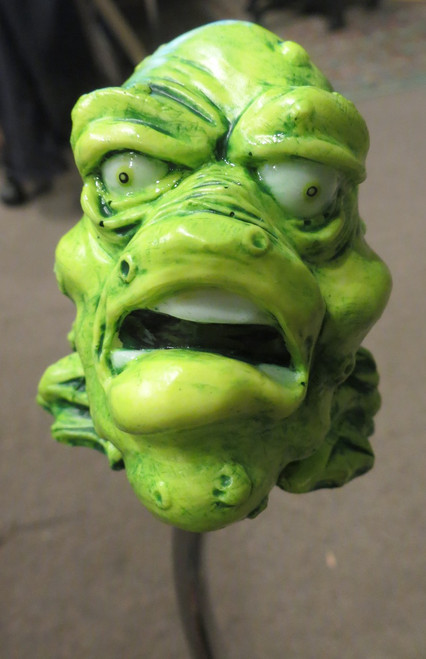 Green Creature from the Black Lagoon  Resin Shift Knob