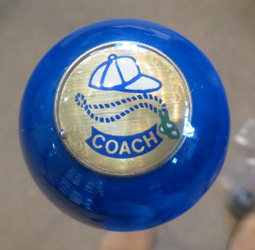 """Vintage """"Baseball Coach"""" Shift Knob"""