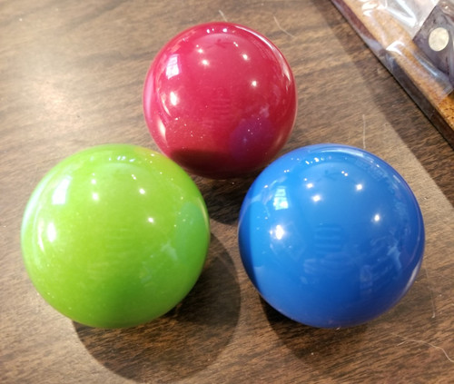 Metallic Red, Blue or Gotta Have it Green Color Shift Knob