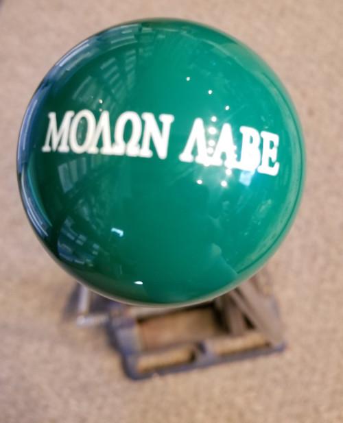 molon labe  μολὼν λαβέ molṑn labé Deffiance Shift Knob 12mm x 1.75