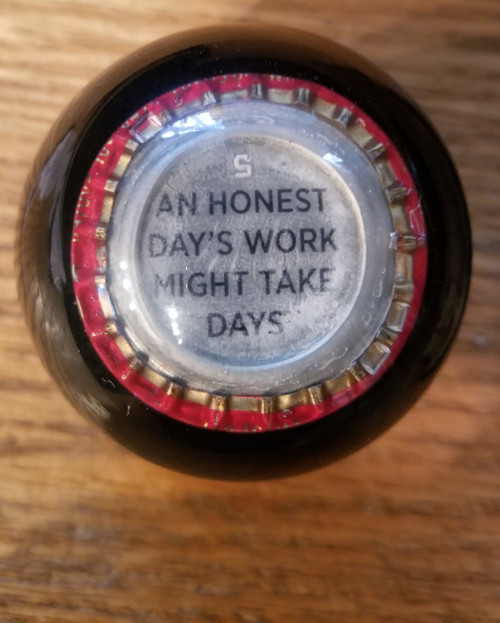 """An Honest Day's Work Might Take Days"" Shift Knob"