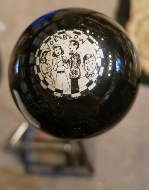 """""""JOE BLOW"""" Vintage Button Shift Knob"""