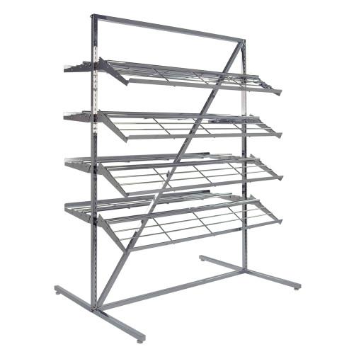 Shoe Rack with 8 shelves