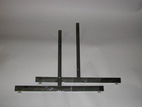 Gridwall Rectangular Tubing Leg