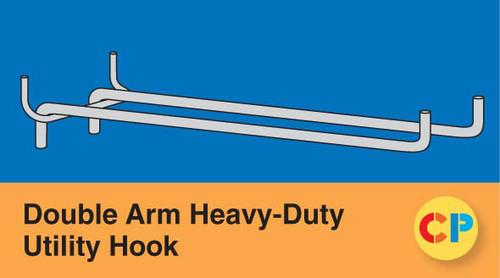 "Pegboard Broom Hook, 12""L"