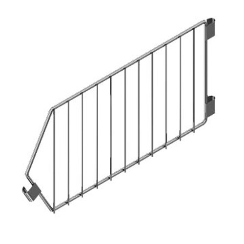 """Endless Wire Basket Dividers 16""""D"""