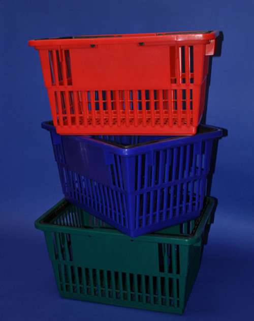 Shopping Baskets Made in the USA