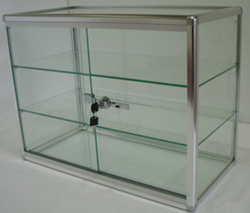 Counter Top Displays with Lock