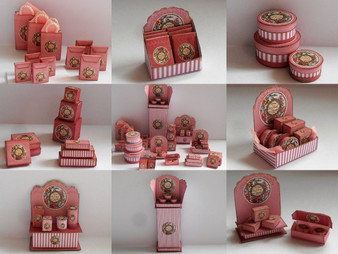 Download -All 8 Savon-Rose KITS for £10