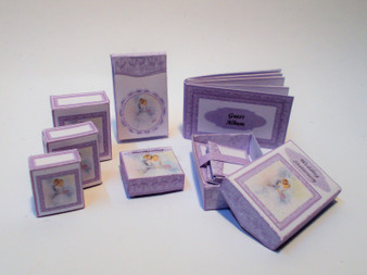 Download -  Wedding kit No 1 - Lilac