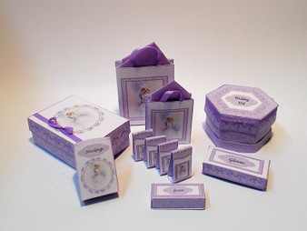 Download -  Wedding kit No 2 - Lilac