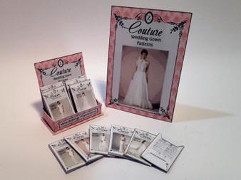 Kit -Wedding Pattern Display