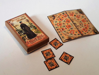Vintage Games Box - Nellie Bly