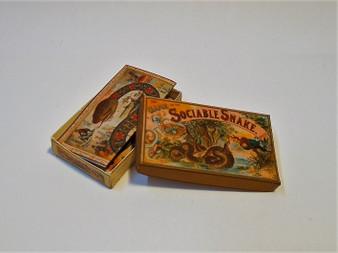 Vintage Games Box - Sociable Snake