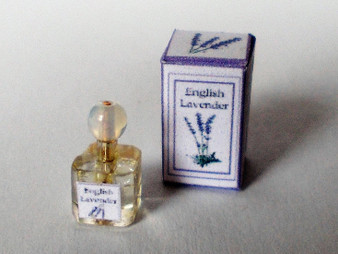 KIT - English Lavender Bottle & Box