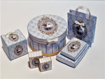 Download  - Lady Diane Presentation Box & Bag Kit