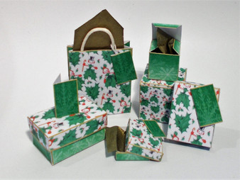 Download-Christmas Boxes & bags #1