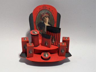 Download - Ruby Perfume & Toiletry Display Stand