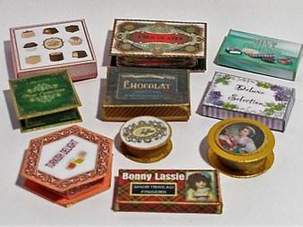 Kit-Chocolate Box Selection No1