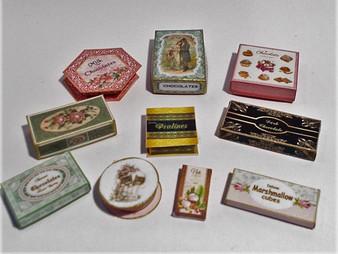 Kit-Chocolate Box Selection No2