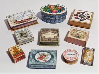 Kit-Chocolate Box Selection No3