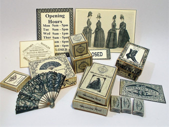 KIT - Mourning Display Items No1