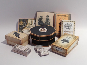 Kit - Mourning Display Items No2