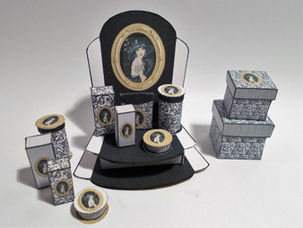 Download - Deco Perfume & Toiletry Display Stand
