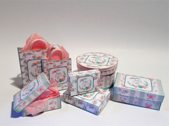 Download - Easter pastel Boxes & Bags #1