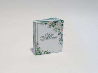 Wedding Photograph Album - Foliage