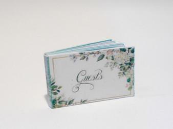 Wedding Guest Book - Foliage