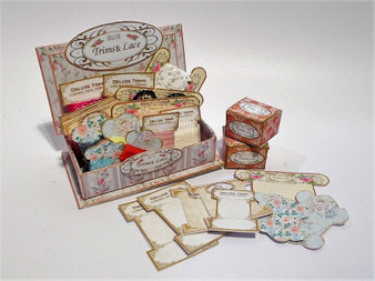 Kit - Deluxe Trims & Lace Display (V2)