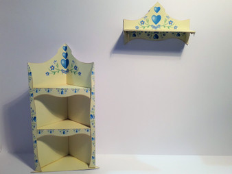 Download  - Lemon Shelving set
