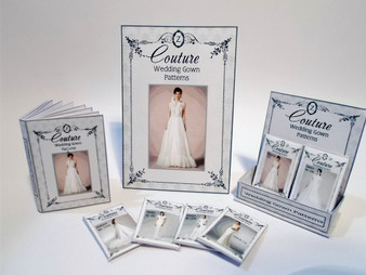 Download - Wedding Pattern Display & gown book
