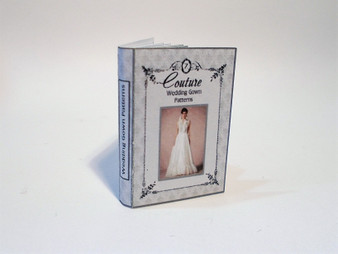 Wedding Pattern gown book/CATALOGUE