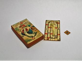 Vintage Board Game- Goosy Gander