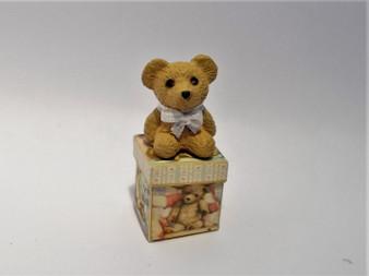 Teddy Bear in a box No1