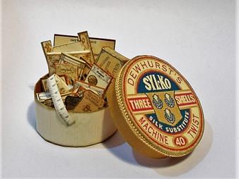 Kit - Sylko sewing box & sewing notions